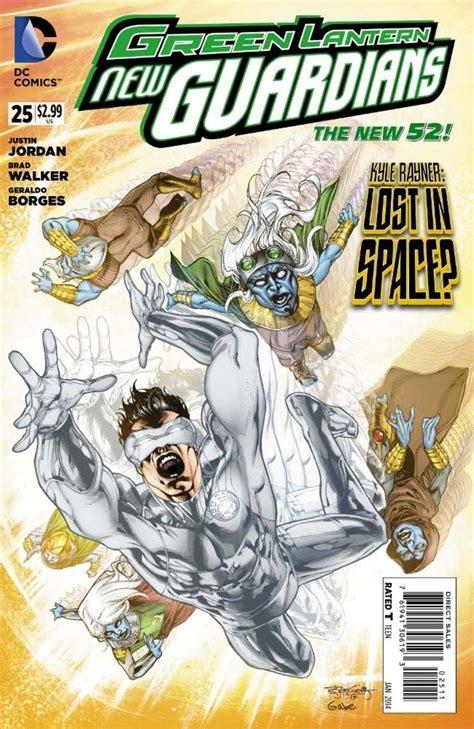 green lantern comics vf green lantern new guardians 25 vf nm the new 52 silver age comics