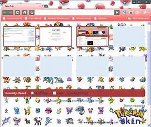pokemon theme for google chrome