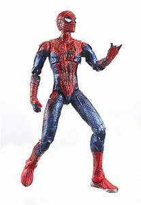 New Amazing Spider Man Movie Action Figure To Display At