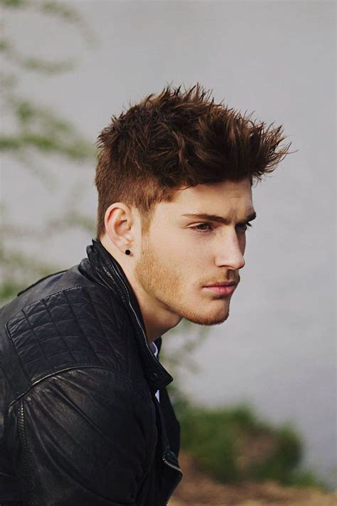 Coiffure Homme Brun Cool With Coiffure Homme Brun Photo