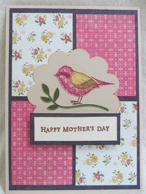 mothers day cards mothers day cards handmade savvy handmade cards mother s day bird card cards pinterest