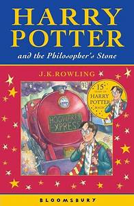 Harry Potter and the Philosopher's Stone: J.K. Rowling ...