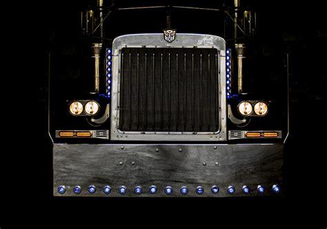 optimus prime truck  transformers movies set