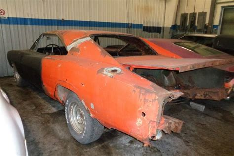 1969 Dodge Charger: Former General Lee