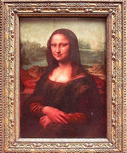 Vinci Leonardo Birthday Happy Renaissance Famous Paintings