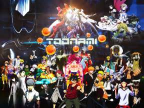 Old Toonami Anime Shows