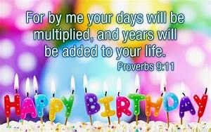 Happy Birthday Bible Quotes QuotesGram