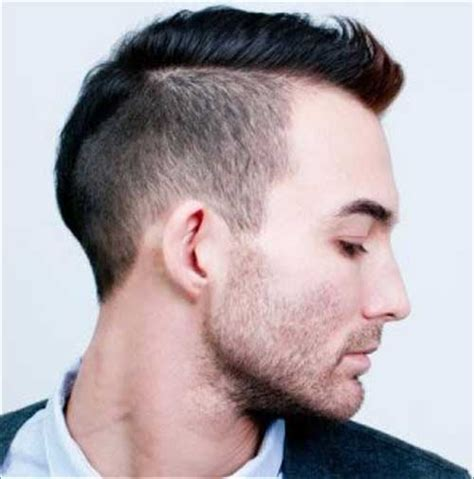 12 Short Mohawk Hairstyles for Men   Mens Hairstyles 2017