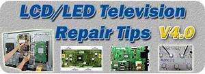 V4 0- Collection Of Lcd Television Repair Tips