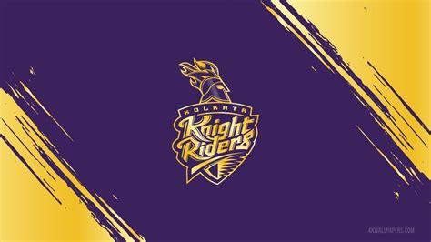 Kolkata Knight Riders 4K Wallpaper, Indian Premier League ...