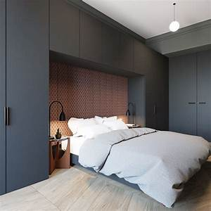 Cool, Modern, Bedroom, Design, Ideas, 14