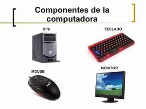 Partes de una Computadora Discos