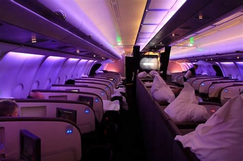 technology changed planes virgin
