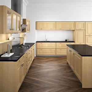 Cuisine Bois Clair : cuisine bois clair sagne cuisines ~ Melissatoandfro.com Idées de Décoration