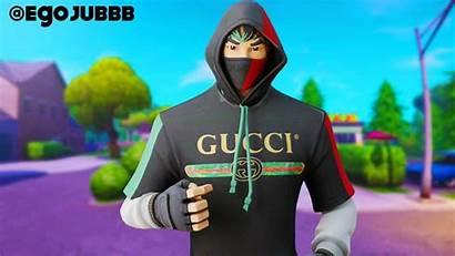 Ikonik Gucci Fortnite Supreme Wallpapers Skin Fornite