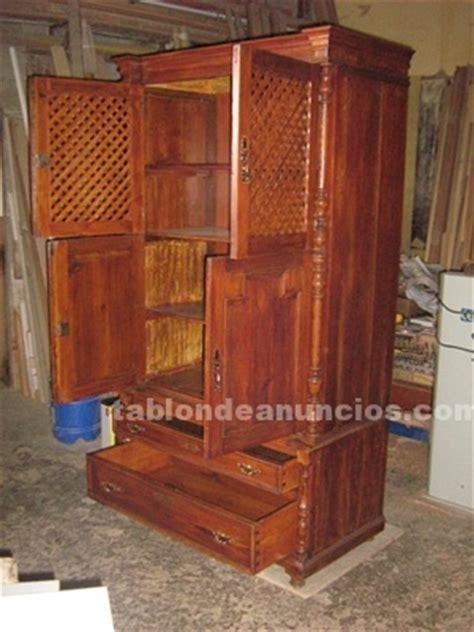 tablon de anuncios  se venden muebles antiguos totalmente restaurados  fotos muebles