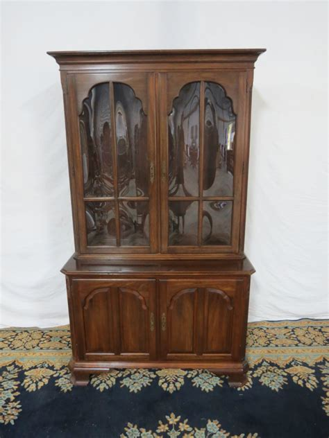 ethan allen hutch cupboard casey and gram