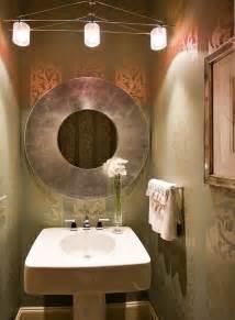 Best Paint Color For Bathroom Makeup by Guest Bathroom Powder Room Design Ideas 20 Photos