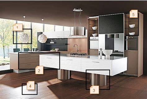 cuisine chaleureuse contemporaine architecture d 39 intérieur feeling deco