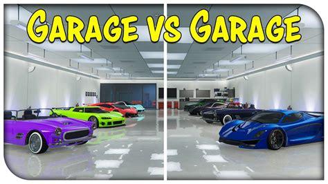 The Garage Vs Garage Showdown Ep. 8