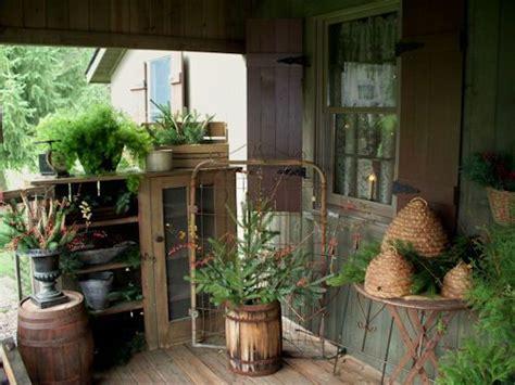 Primitive Porches Google Search Decorating Country