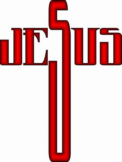 Cross Jesus Clipart Christian Crucifixion Svg Crucifix