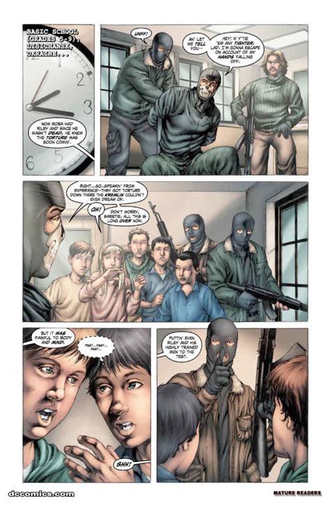 Файлmodern Warfare 2 Ghost Comic Issue 2 D1 Call Of