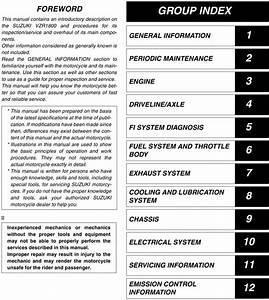 2008 Suzuki Vzr1800 Service Repair Manual Download