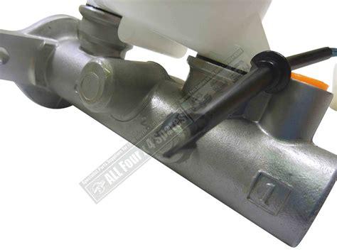 brake master cylinder for nissan patrol gq jb1777