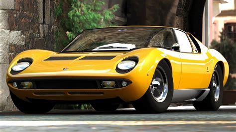 first lamborghini ever made 1966 lamborghini miura the first supercar ever