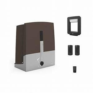 Moteur Portail Electrique : motorisation pour portail coulissant came brown line ~ Premium-room.com Idées de Décoration
