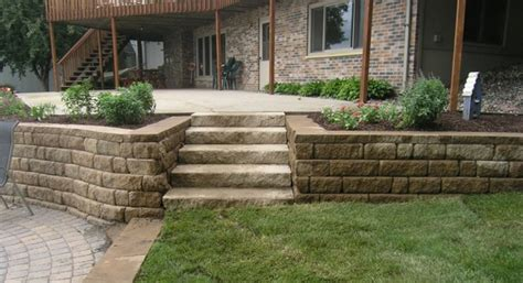35 Retaining Wall Blocks Design Ideas