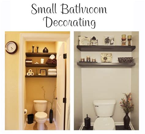 decorating ideas for small bathroom pinterest 2017