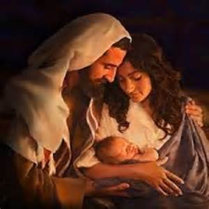Mary Joseph and Jesus Is Born