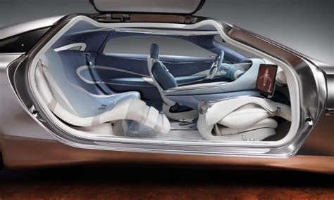 Pics For Gt Mercedes Biome Concept Interior