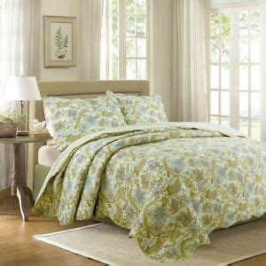 Bahama Coverlets by Bahama Plantation Floral 100 Cotton Size Quilt Set