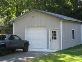of images one car garage 1 car pole garage customer projects apm pole