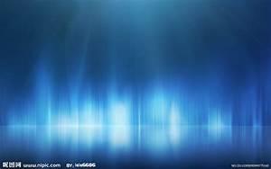 唯美蓝色背景设计图__背景底纹_底纹边框_设计图库_昵图网nipic.com