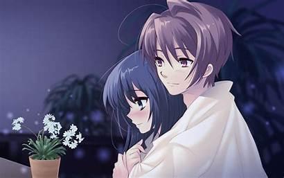Anime Couple Wallpapers Backgrounds Couples Manga Pixelstalk