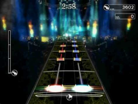 Frets On Fire [version Guitar Hero 3 + Rock Band] Youtube