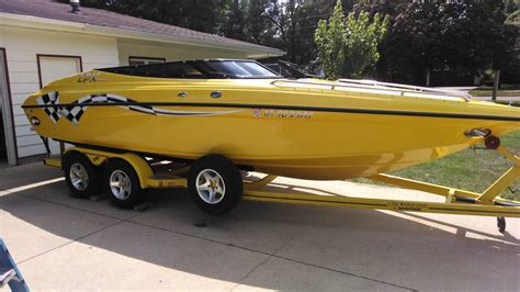 Yellow Boat Seats For Sale by Lpx Crownline 2001 For Sale For 19 500 Boats From Usa
