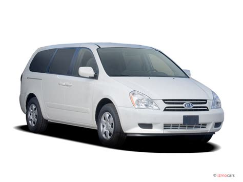 Kia Sedona 2006 Review by 2006 Kia Sedona Review Ratings Specs Prices And Photos