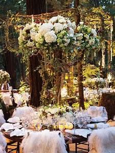65 Romantic Enchanted Forest Wedding Ideas HappyWedd com
