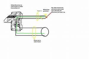 How Can I Connect An Electric Water Heater To A Generator