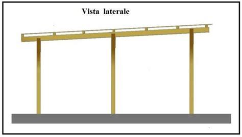 Tettoia In Legno Progetto by Tettoie In Legno Pergole Tettoie Giardino Le Migliori