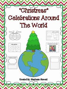 Christmas Around The World : christmas around the world lesson plans 2nd grade 1000 images about christmas around the world ~ Buech-reservation.com Haus und Dekorationen