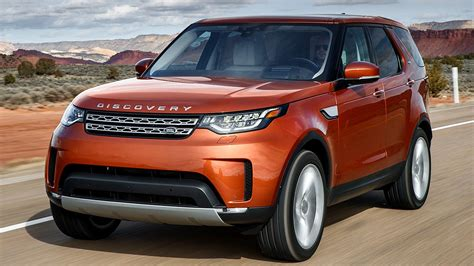 land rover discovery 2017 land rover discovery review why the range rover