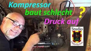 Kompressor Druckschalter Einstellen : kompressor einhell airtech 10 bar baut schlecht druck auf defekt warum diy tipps ratschl ge ~ Orissabook.com Haus und Dekorationen