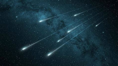 overhead shower geminid meteor shower tonight where and how to see the