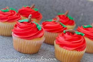 Back to School Cupcakes Recipe - Living Well Mom